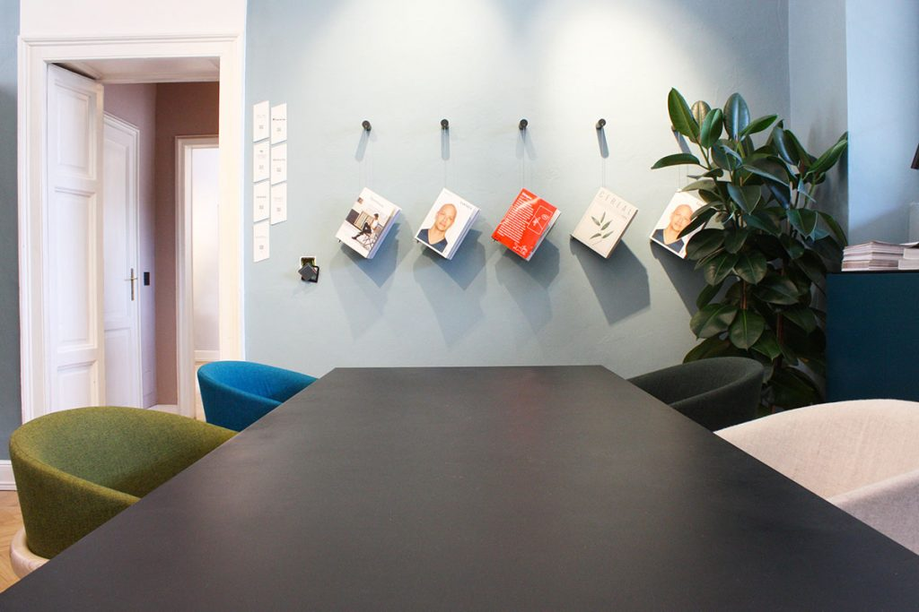 archiproducts open house 2018 tujague + desalto scrivania ufficio