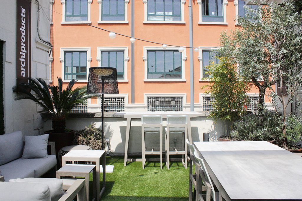 archiproducts rooftop arredo esterno
