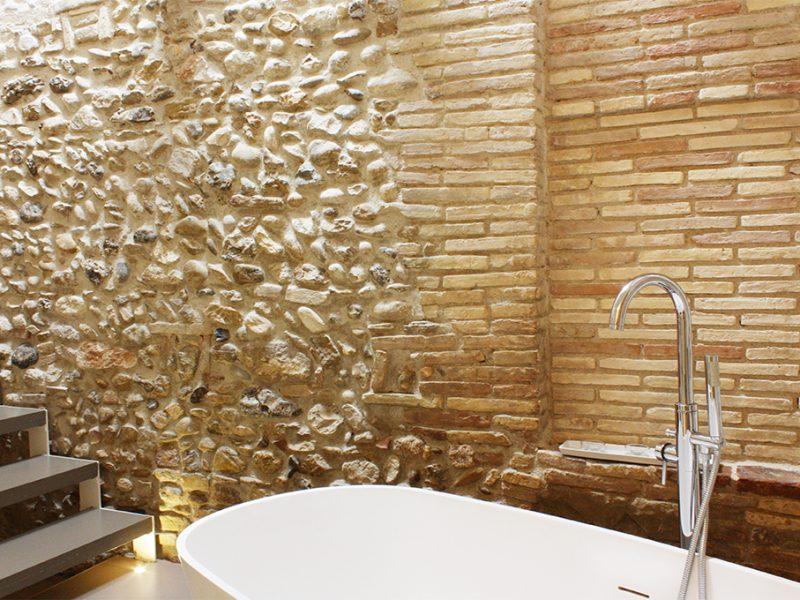 residenza amblingh camera con vasca da bagno