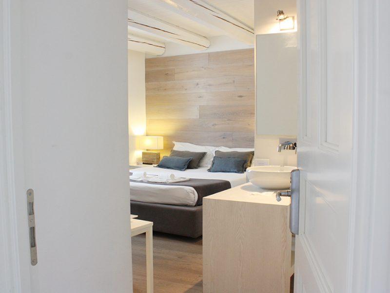 residenza amblingh ingresso di una suite