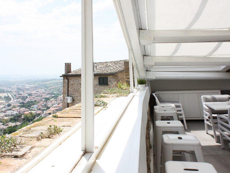 residenza amblingh terrazza panoramica
