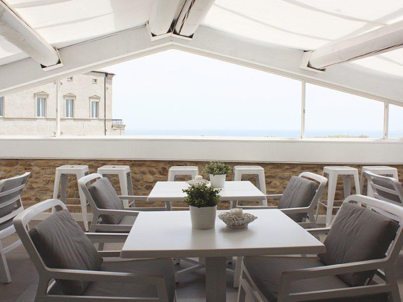residenza amblingh la terrazza della colazione altra prospettiva