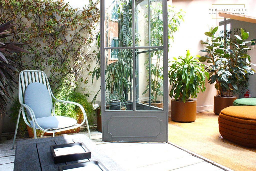 more time studio fotografia d'interni terrazzo