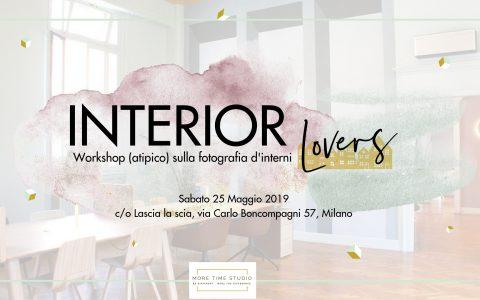 immagine copertina workshop interior lovers more time studio