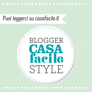 copertina blogger casafacile