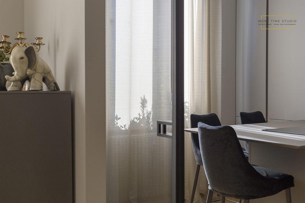 moretimestudio fotografia interni cucina di design e ombre