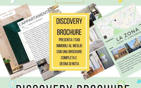copertina discovery brochure