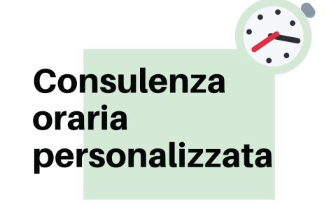 more time studio consulenza personalizzata